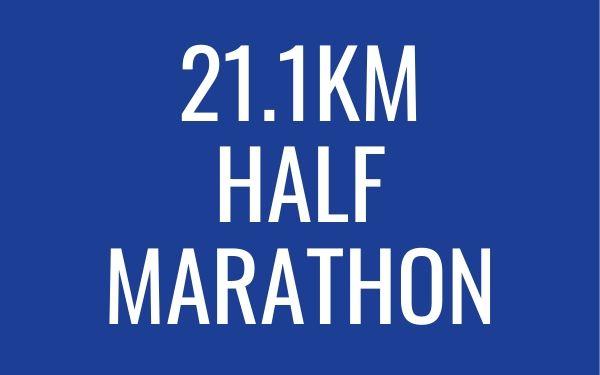 21.1km Half Marathon