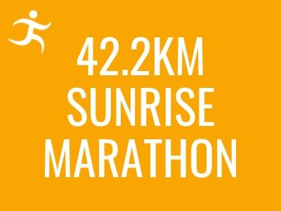 River Run Melbourne 42.2km Sunrise Marathon