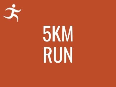 River Run 100 2021 5km run